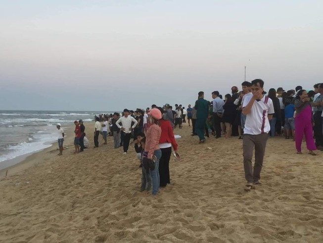 Tìm được thêm 1 thi thể vụ học sinh đuối nước ở Quảng Nam