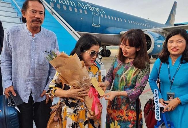 120 khách đầu tiên 'xông đất' Đà Nẵng
