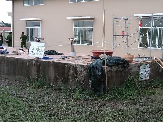 Cứu nhau, 4 công nhân Nhiệt điện Duyên Hải tử vong