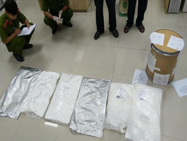 An Giang: Thu thêm 20 kg ma túy trong kho hàng