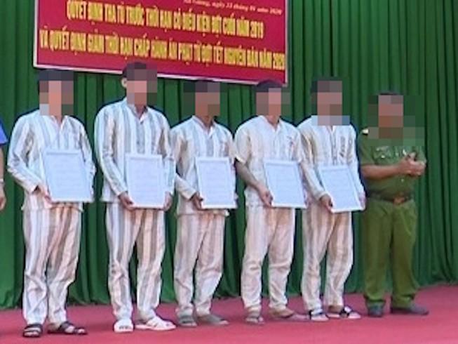 Cần Thơ: VKS đề nghị Công an chấn chỉnh công tác xét tha tù