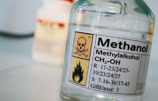 Quán cơm bán rượu chứa methanol vượt ngưỡng 2.000 lần