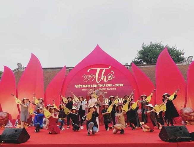 Ngày thơ Việt Nam lần thứ XVIII