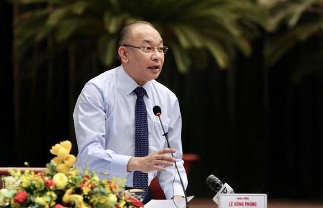 Tướng Lê Đông Phong: Khó khăn lắm mới khởi tố được vụ Alibaba