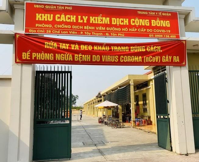 Khẩn: Tìm bệnh nhân của BS ở quận Tân Phú đang được cách ly
