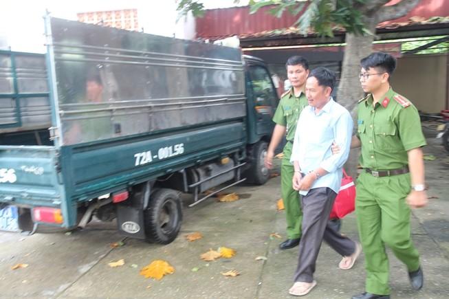 Tài xế gây tai nạn 3 người 1 gia đình tử vong bị bắt