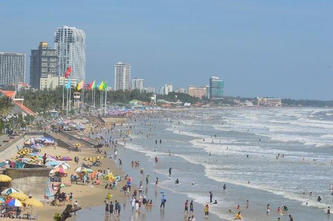 DN kinh doanh biển Bãi Sau ở Vũng Tàu nợ gần 310 tỉ tiền thuế