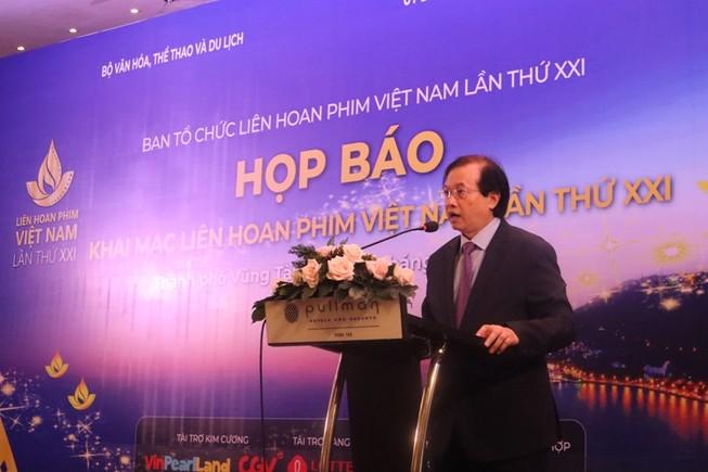 Diễn viên Trương Ngọc Ánh làm giám khảo LHP tại Vũng Tàu