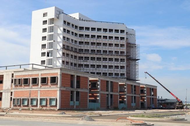Bệnh viện hơn 1.000 tỉ ở Vũng Tàu vướng... cơ chế