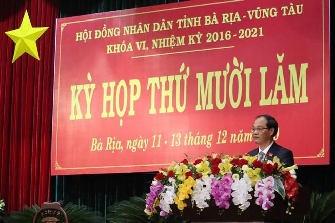 Bà Rịa-Vũng Tàu: Có nơi trả lời cử tri kiểu 'đá' trách nhiệm