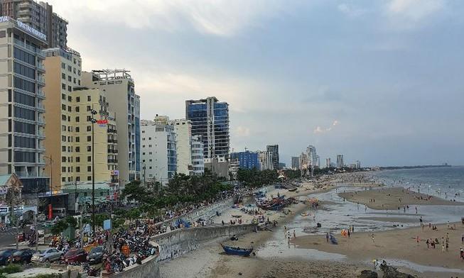 Chưa xử lý xong vụ truy thu 352 tỉ tiền thuê đất biển Bãi Sau