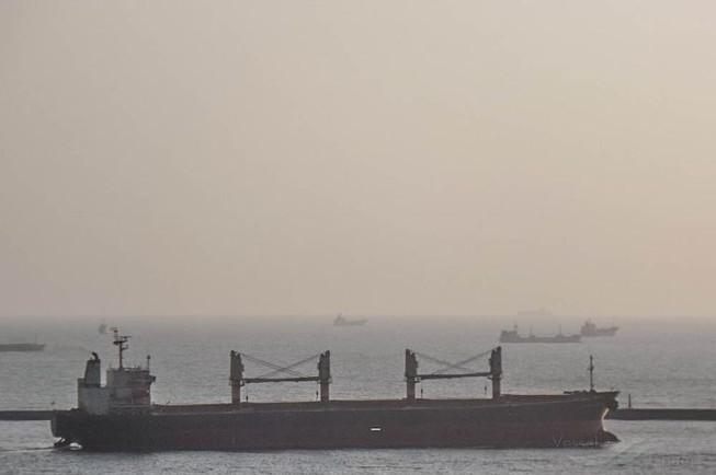 Thông tin mới vụ tàu OCEAN AMAZING có ca nhiễm COVID-19