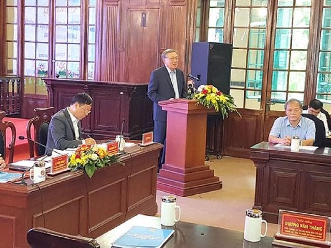 Góp ý về tư pháp trong dự thảo văn kiện Đại hội XIII