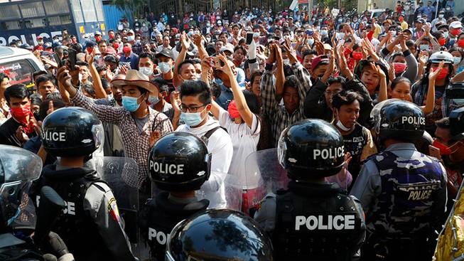 Quân đội Myanmar phủ nhận đảo chính, sẽ cho tổ chức bầu cử