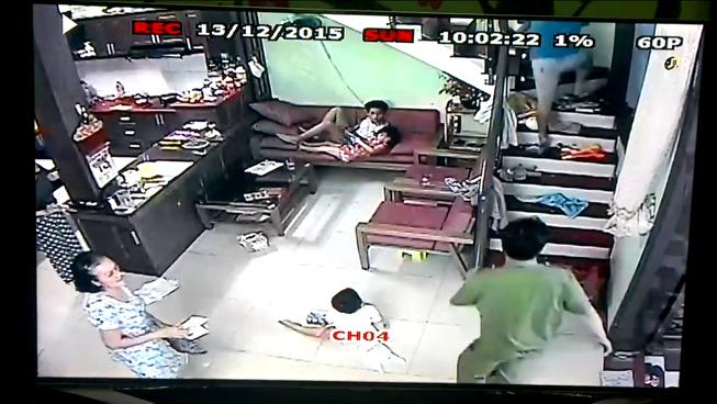 Cảnh sát nổ súng vây bắt nghi phạm bị truy nã
