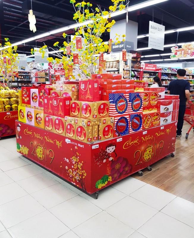 Kinh Đô ra mắt nhiều sản phẩm hấp dẫn trong dịp tết 2019