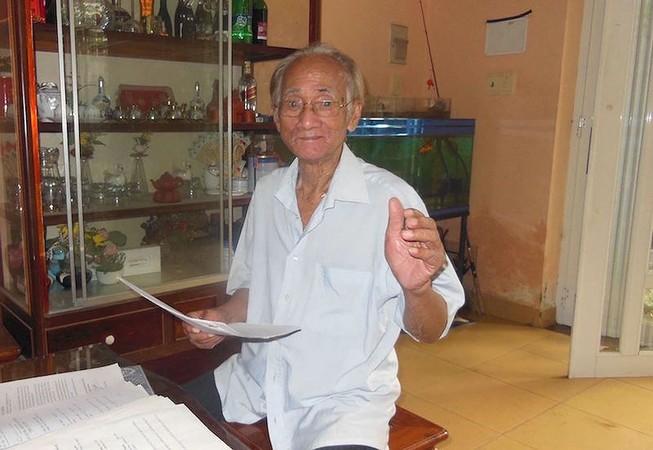 Cụ ông 90 tuổi được bồi thường gần 400 triệu đồng