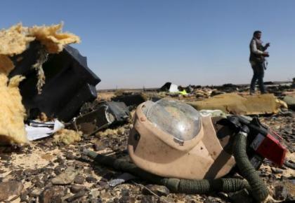 Ai Cập 'chắc chắc 90%' máy bay Nga rơi là do nổ bom