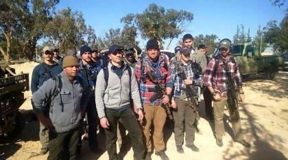 Lính Mỹ vừa tới Lybia đã bị 'đuổi' về