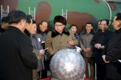 Mỹ lo ngại Triều Tiên đã sở hữu đầu đạn hạt nhân thu nhỏ