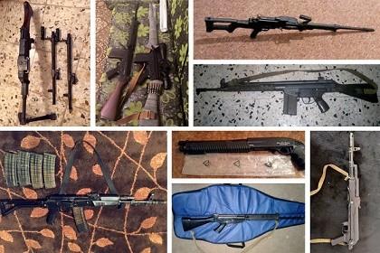 Ở nơi súng cũng có thể mua được qua Facebook