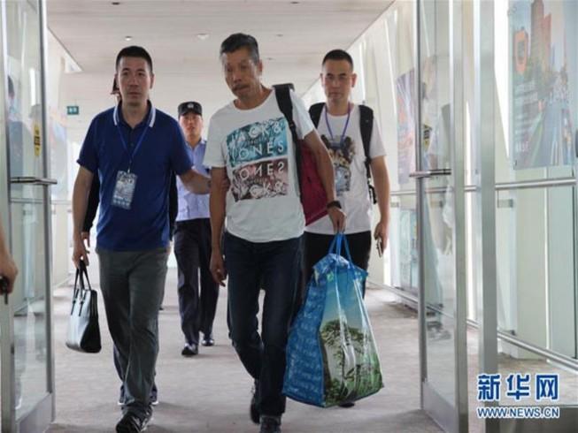 Tham quan Trung Quốc trốn sang Pháp vẫn bị tóm