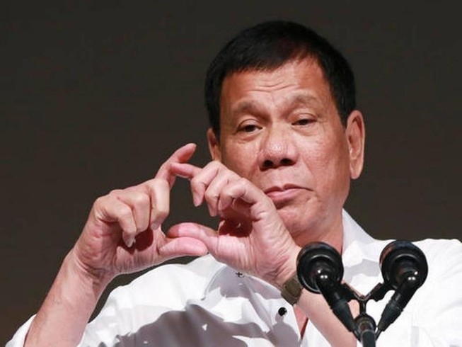 Ông Duterte muốn binh sĩ Mỹ rút quân trong 2 năm tới?