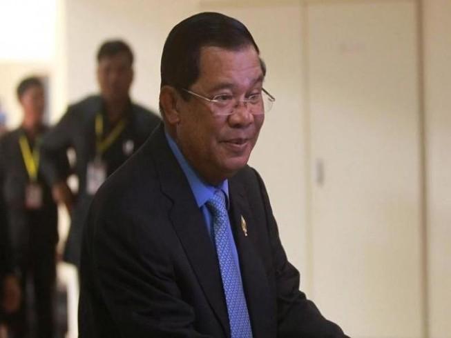 Thủ tướng Campuchia muốn Trump làm tổng thống Mỹ