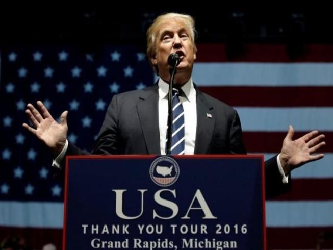 Nhà Trắng tố ông Trump 'thông đồng' với Nga