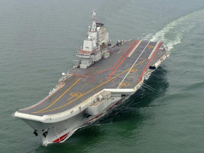 Tàu sân bay thứ 3 Trung Quốc chỉ có máy phóng thường?