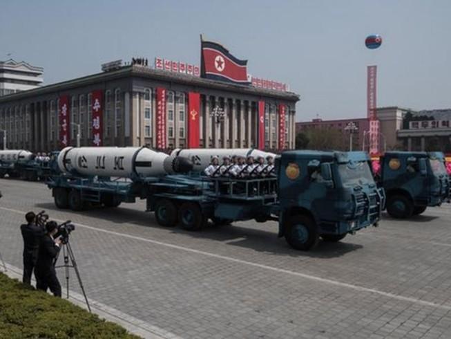 Triều Tiên thử tên lửa thất bại do bị Mỹ tấn công mạng?