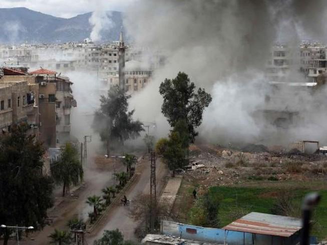 Mặc lệnh ngưng bắn, Syria mở đợt tấn công mới