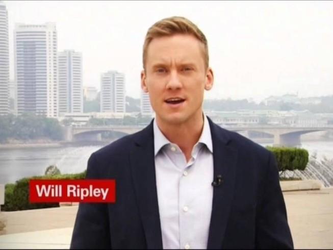 PV CNN kể giây phút Triều Tiên kích nổ 3/4 đường hầm hạt nhân