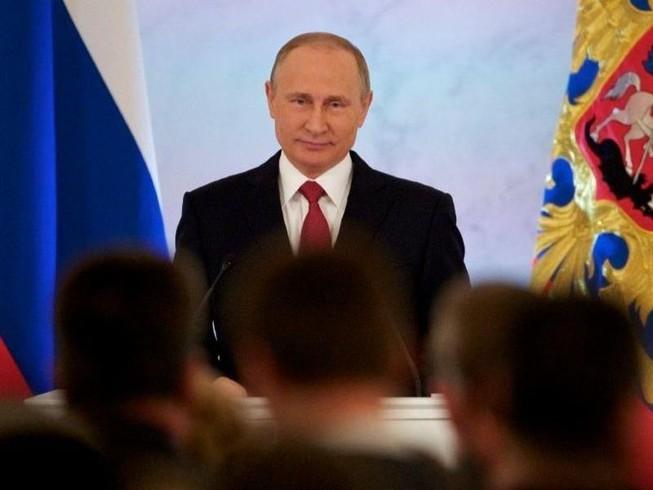 Ông Putin tuyên bố không tái tranh cử sau 2 nhiệm kỳ liên tiếp