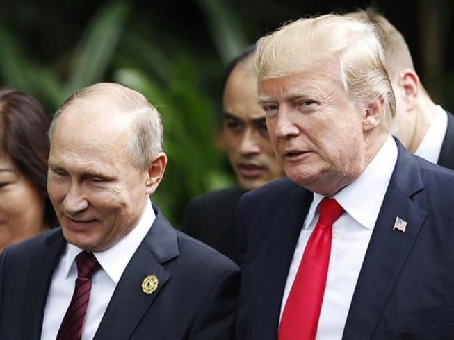 Anh báo động về cuộc gặp giữa ông Trump, Putin
