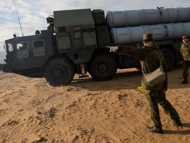 Hệ thống S-300 ở Syria sẵn sàng tác chiến