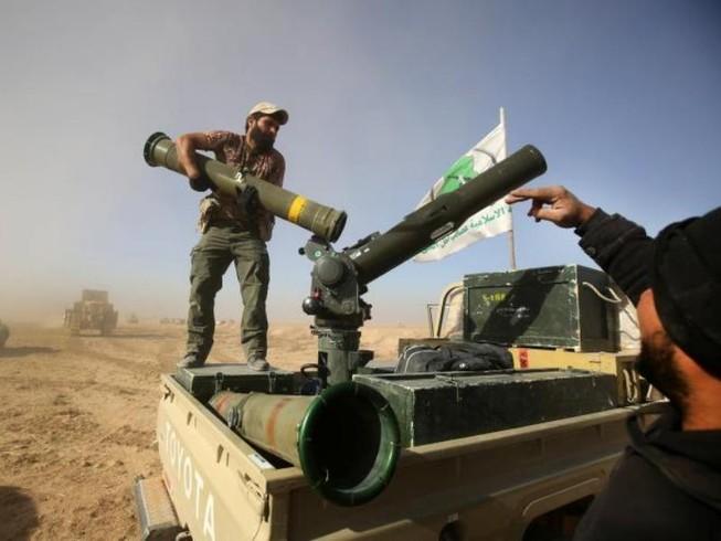 Tên lửa chống tăng Mỹ khiến Mỹ lâm nguy ở Trung Đông