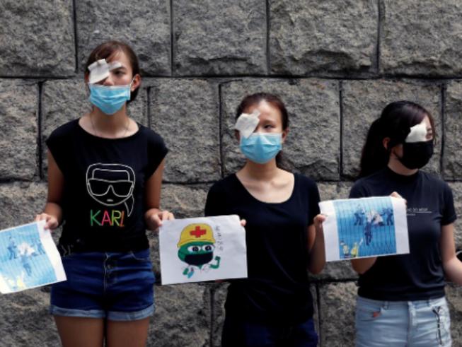 Hong Kong chuẩn bị ứng phó biểu tình vào cuối tuần này