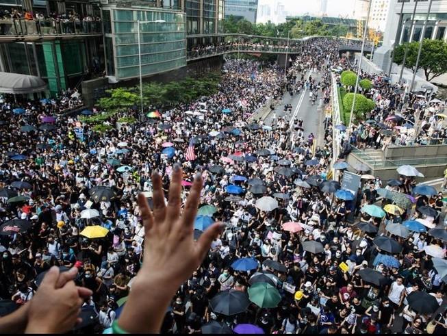Hong Kong lo ngại, cấm biểu tình vào cuối tuần này