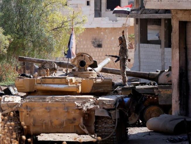 Nga nói chiến tranh Syria đã kết thúc, Mỹ bị lên án
