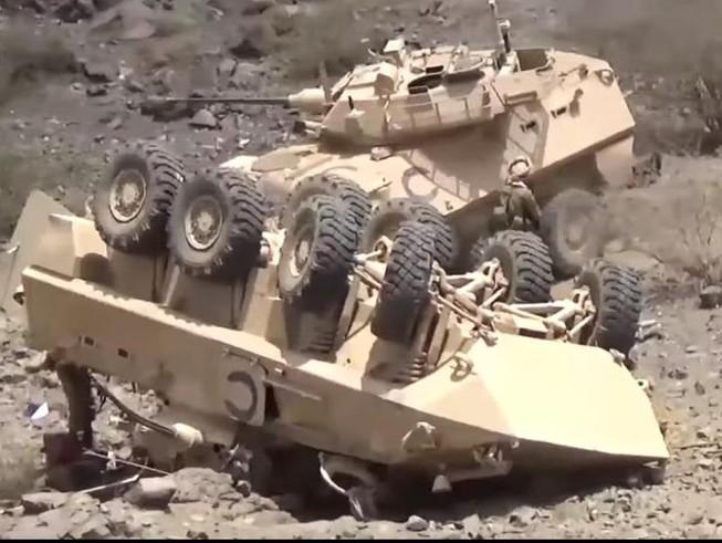 Video: Houthi phục kích 3 lữ đoàn Saudi Arabia, bắt binh sĩ