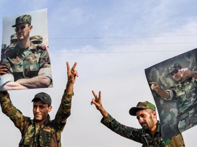 Chiến thắng đầu tiên của ông al-Assad trước Thổ Nhĩ Kỳ ở Syria