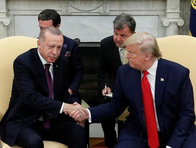 Ông Erdogan nói không thể nhường Mỹ mà tổn hại quan hệ với Nga