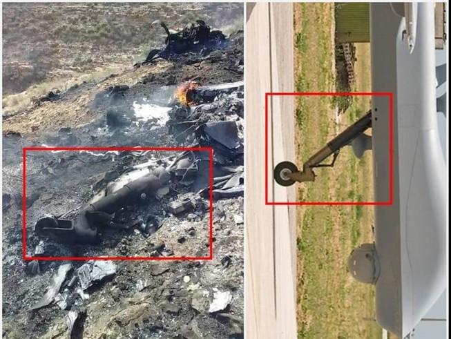 UAV trinh sát Ý rơi ở Libya, chưa rõ có phải bị bắn hạ