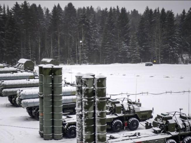 Nga dàn trận S-400 tạo mái vòm chống tên lửa ở Bắc Cực