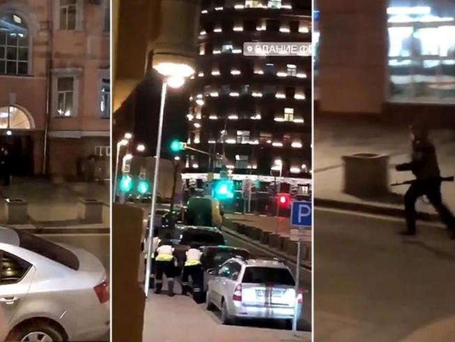 Nổ súng tại cơ quan an ninh Nga, 1 người thiệt mạng