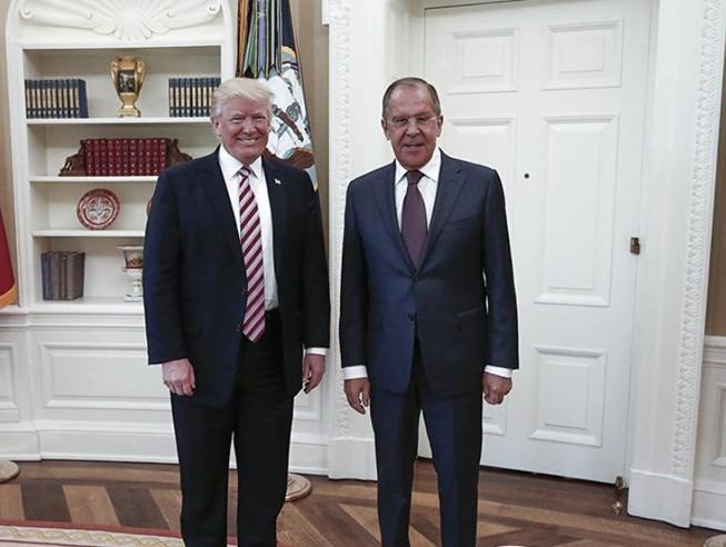 Ông Lavrov tiết lộ điều ông thích nhất ở ông Trump