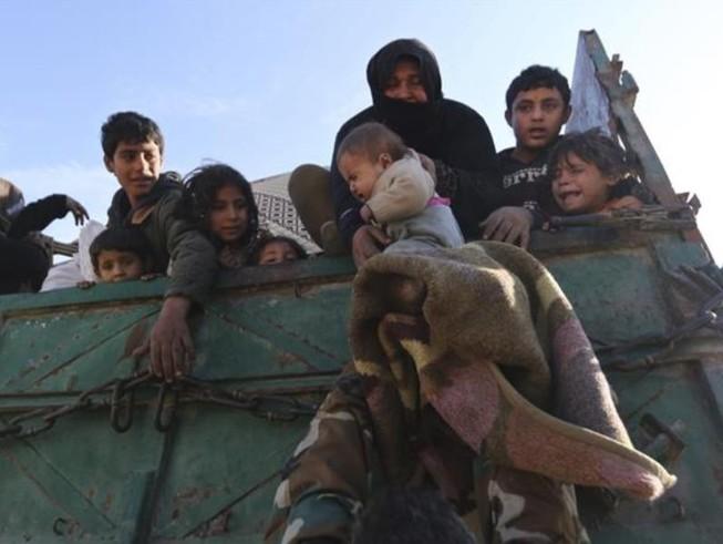Thổ Nhĩ Kỳ tìm Nga sau khi người dân Syria kéo đến biên giới