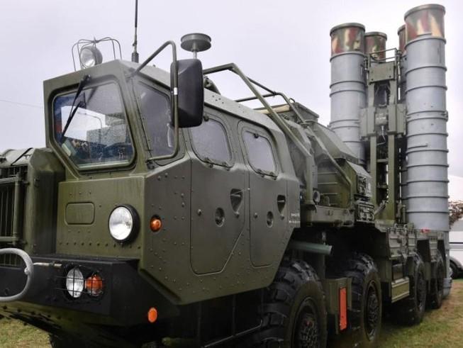 Hệ thống S-400 của Nga. Ảnh: SPUTNIK
