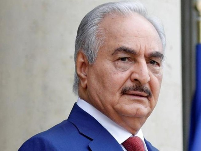 Tướng Haftar gửi thư cảm ơn ông Putin hòa giải ông với Tripoli